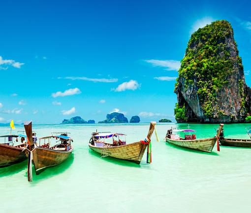 TAILANDIA con YI PENG + DUBAI